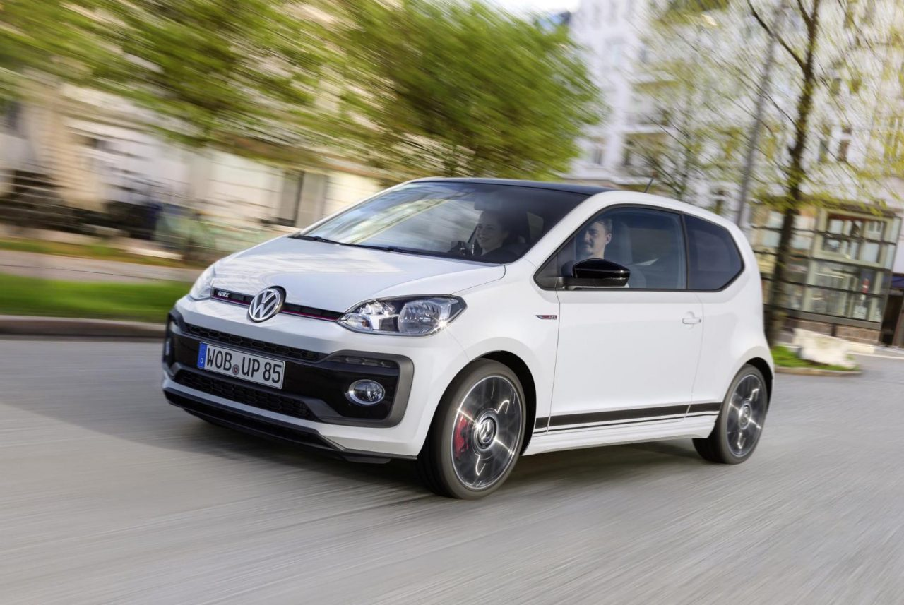 2017 volkswagen up gti officially unveiled performancedrive. Black Bedroom Furniture Sets. Home Design Ideas