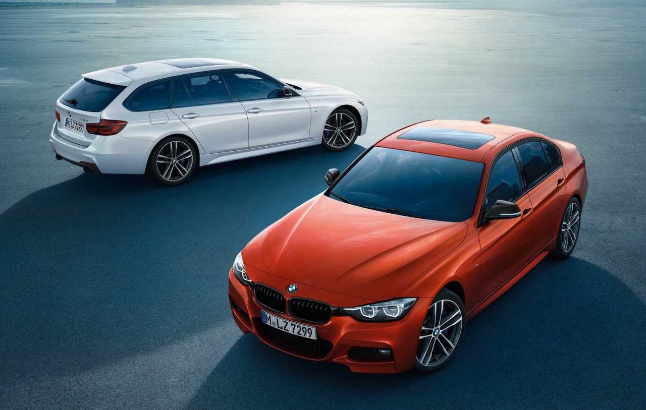 bmw 3 series edition sport luxury announced with 2018 update performancedrive. Black Bedroom Furniture Sets. Home Design Ideas