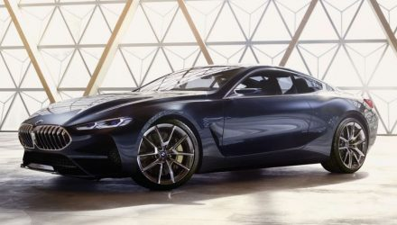 2018 BMW 8 Series revealed, images leaked