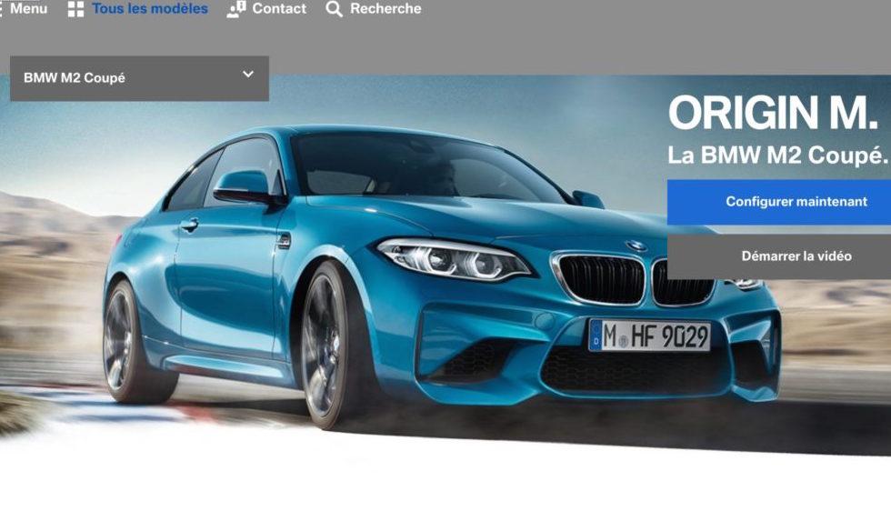 2018 bmw website. fine bmw 2018 bmw m2website throughout bmw website performancedrive