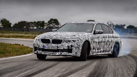 2018 BMW M5 xDrive AWD details revealed, 2WD mode confirmed