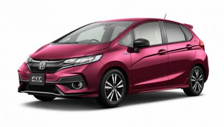 2017 Honda Fit / Jazz revealed in leaked images