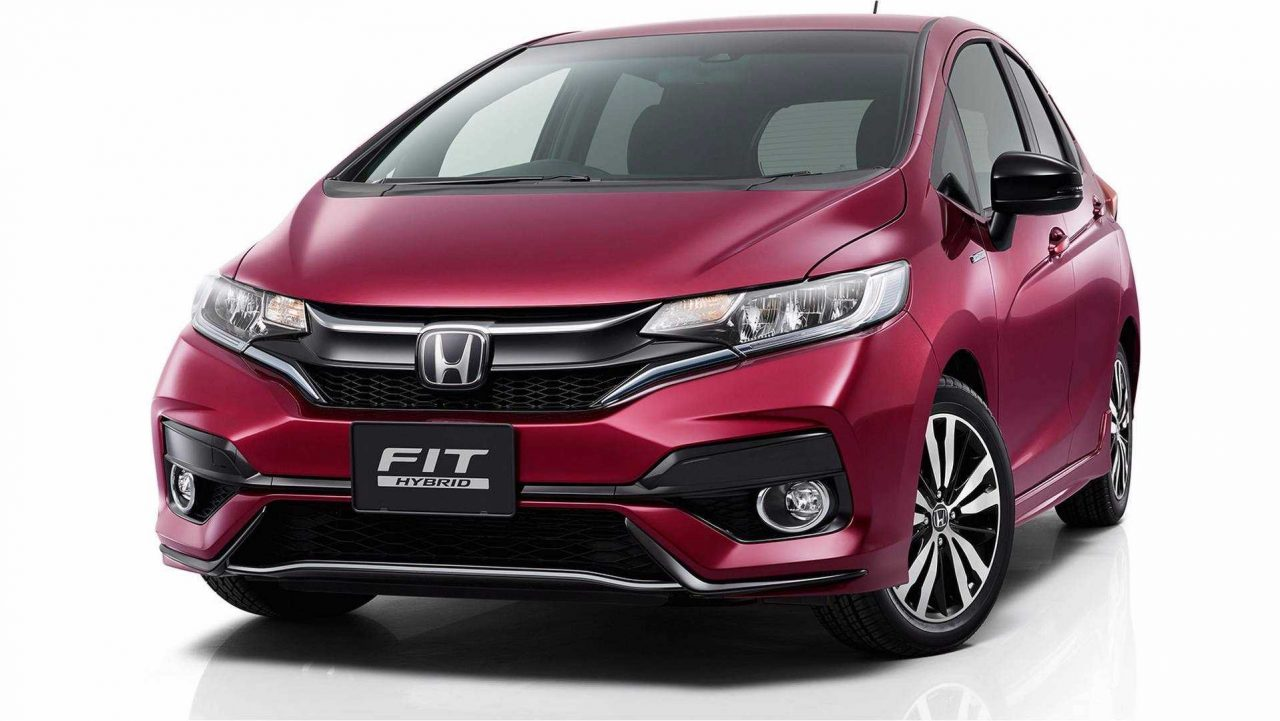 Honda Accord 2018 Spec >> 2017 Honda Fit / Jazz revealed in leaked images | PerformanceDrive