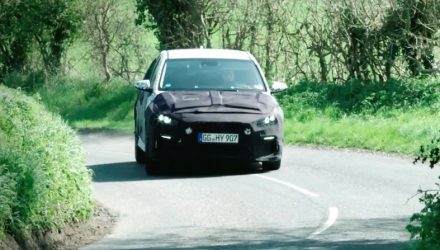 Hyundai i30 N development moves to road testing in UK (video)