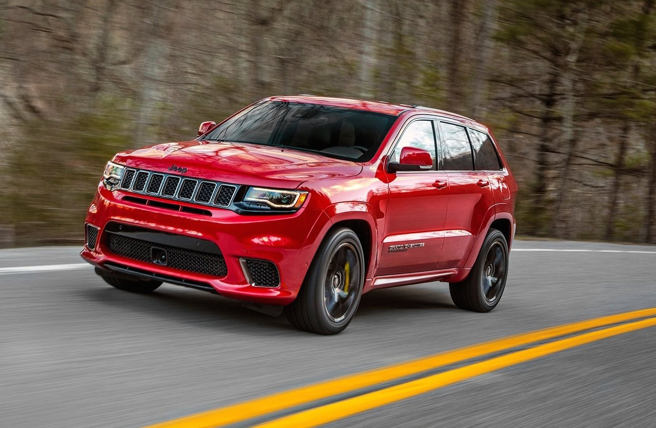 jeep grand cherokee trackhawk coming to australia performancedrive. Black Bedroom Furniture Sets. Home Design Ideas
