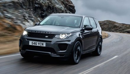 MY2018 Discovery Sport gets 500Nm twin-turbo, 213kW petrol