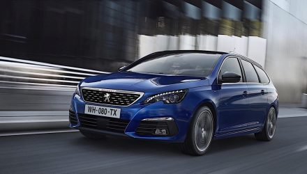 2018 Peugeot 308 facelift revealed, gets 8spd auto