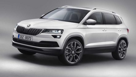 Skoda Karoq officially revealed, replaces Yeti