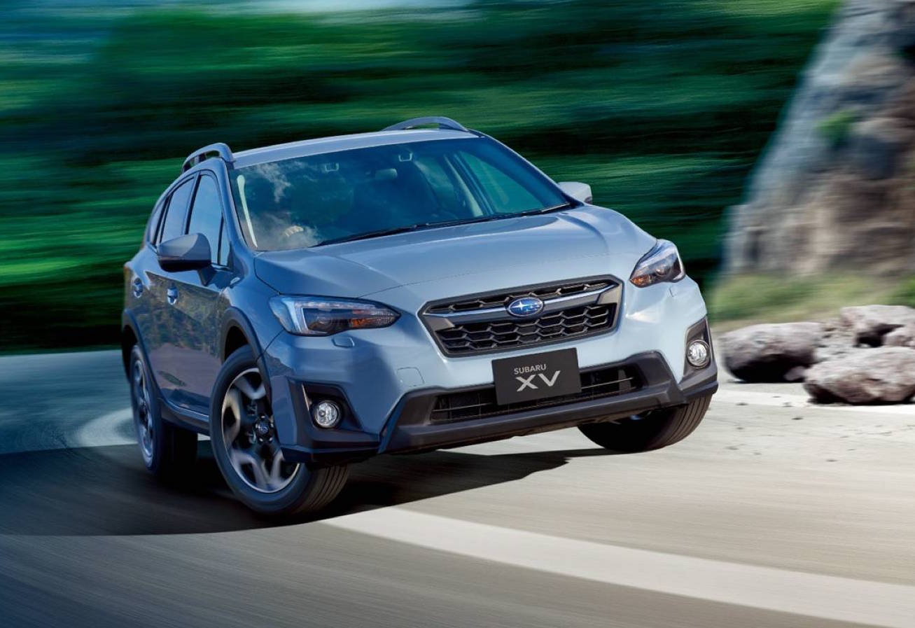 2018 subaru xv on sale in australia in june from 27 990 performancedrive. Black Bedroom Furniture Sets. Home Design Ideas