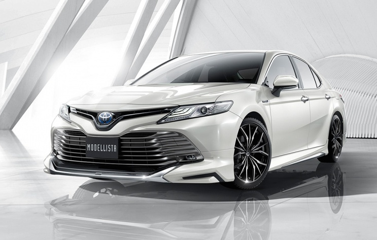 2018 Toyota Camry Unveiled In Jdm Spec With Trd