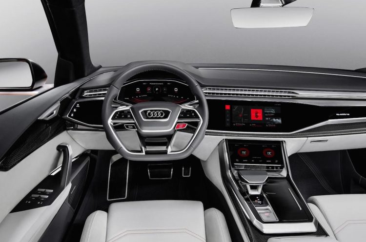 Audi showcases Android interior concept at Google I/O ...