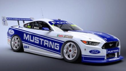 Ford Mustang to enter Supercars with V8, led by DJR & Prodrive – report