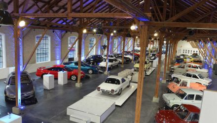 Mazda classic car museum opens in Germany, first outside Japan