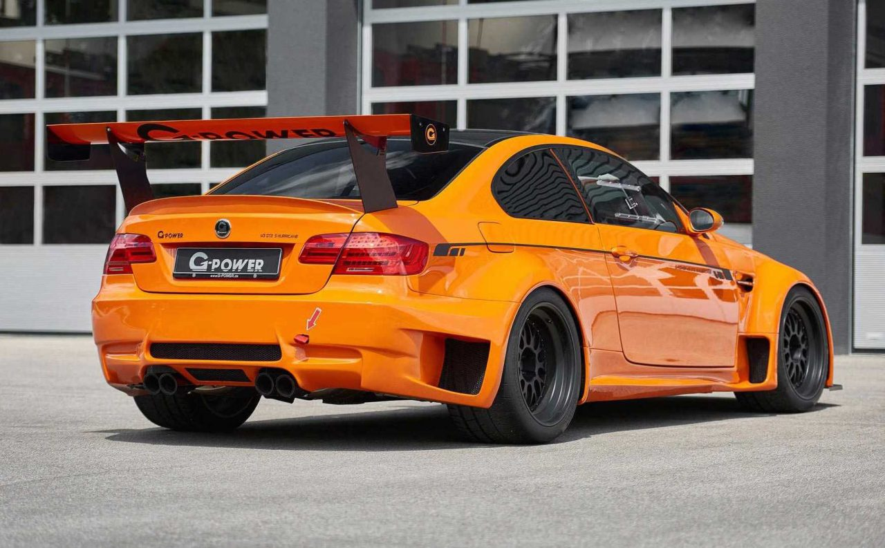 G Power Announces E92 Bmw M3 Gt2 S Hurricane Video