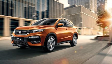 Honda HR-V fully electric version being developed for China