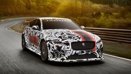 Jaguar XE SV Project 8 confirmed, most powerful Jaguar ever (video)