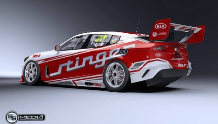 Kia Stinger motorsport entry in Aussie Supercars still under consideration