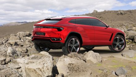 Lamborghini Urus SUV to be powered by 650hp twin-turbo V8 – report