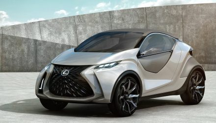 Lexus planning new city car, inspired by LF-SA concept?