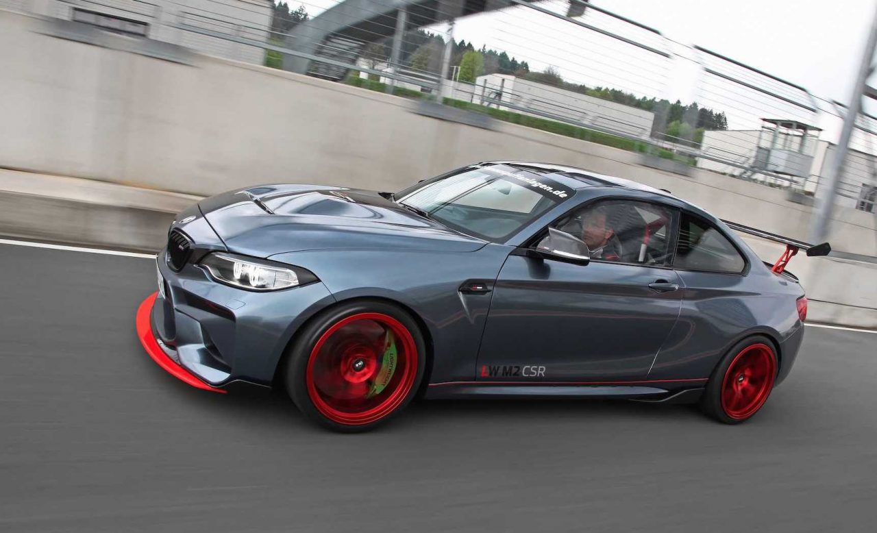 Lightweight Performance Creates Bmw M2 Csr