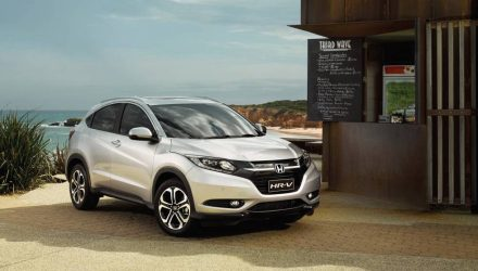 MY2017 Honda HR-V now on sale in Australia
