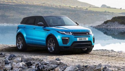 Range Rover Evoque celebrates 6th anniversary with special edition