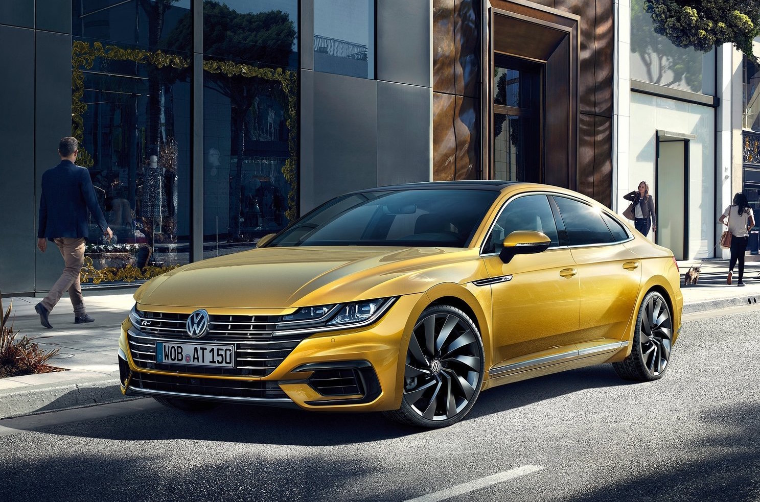volkswagen arteon local specs confirmed on sale in. Black Bedroom Furniture Sets. Home Design Ideas
