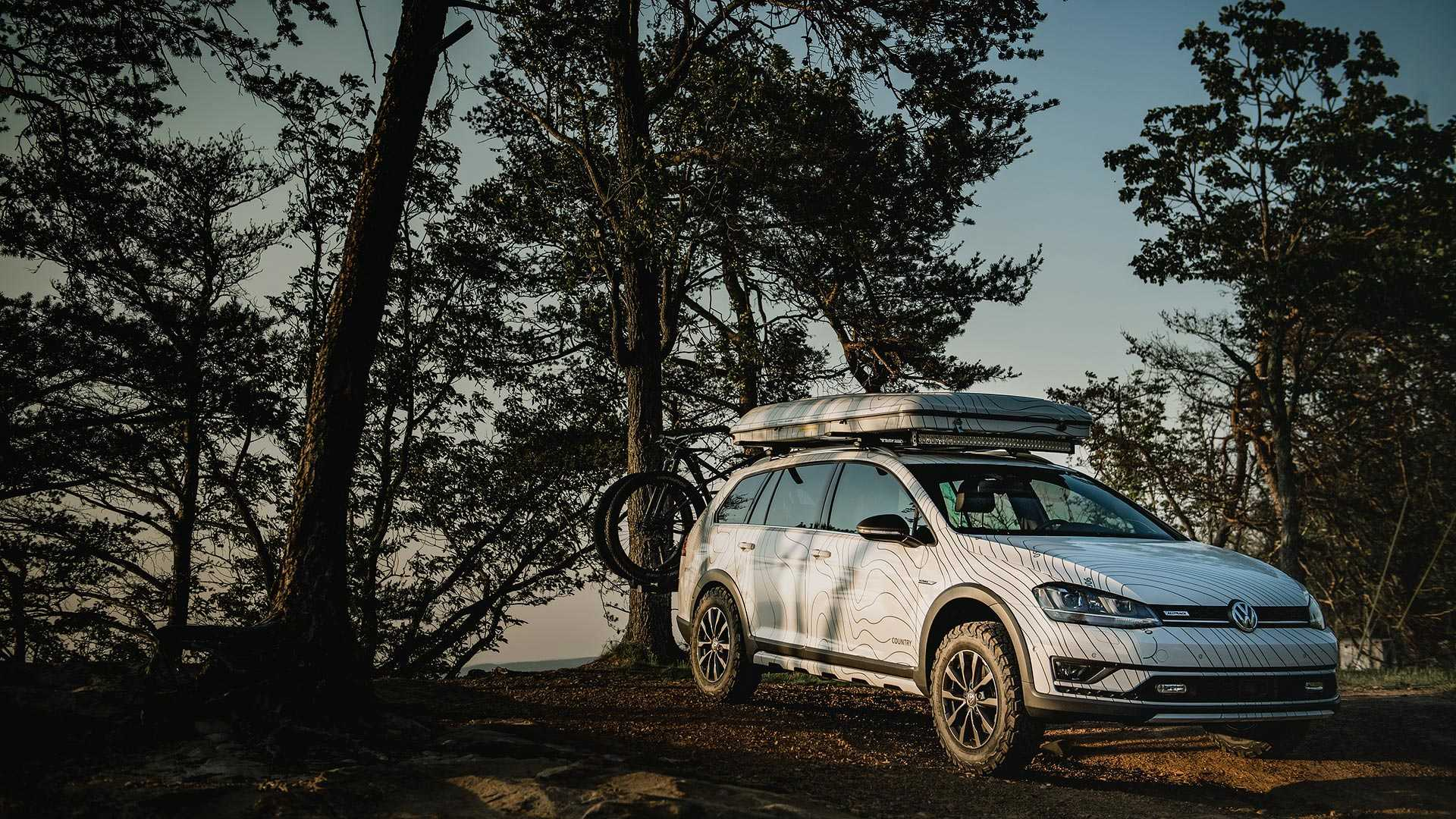 Bf Goodrich All Terrain >> Volkswagen unveils 5 creative concepts for SOWO event in ...