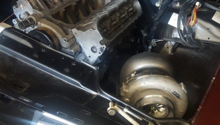 Volvo 240 GL LS1 V8 conversion project: Part 12 – final fabrication