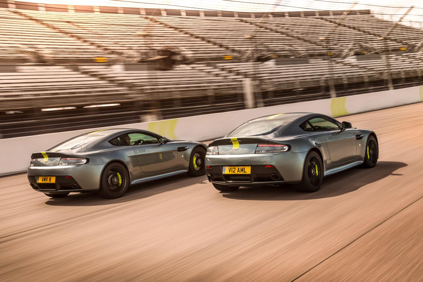 Aston Martin Vantage AMR enters production