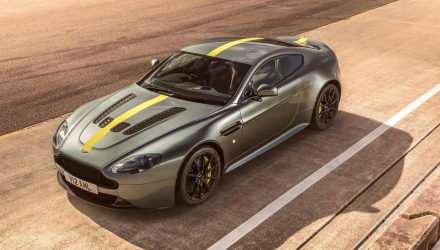 Aston Martin Vantage AMR is last hurrah for current-gen model