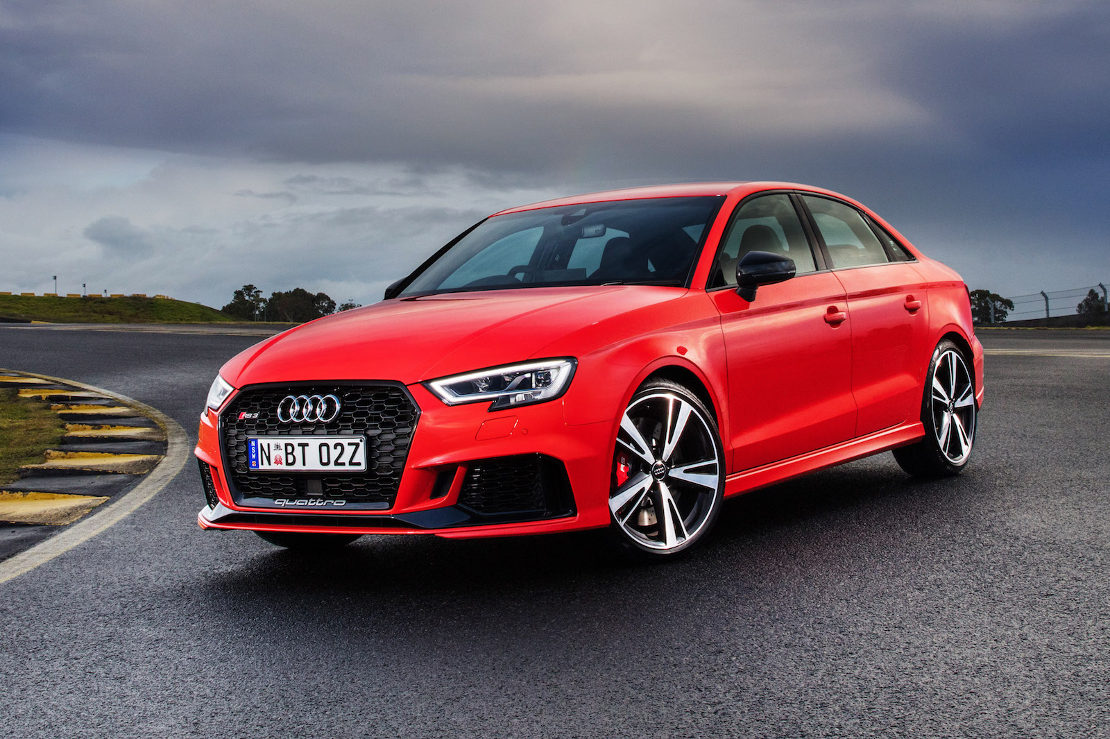 new audi rs 3 sedan now on sale in australia from 84 900 performancedrive. Black Bedroom Furniture Sets. Home Design Ideas