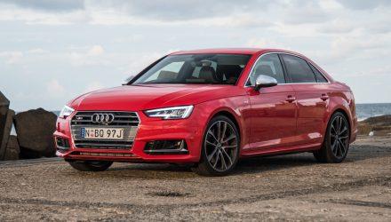 2017 Audi S4-Australia-thumb