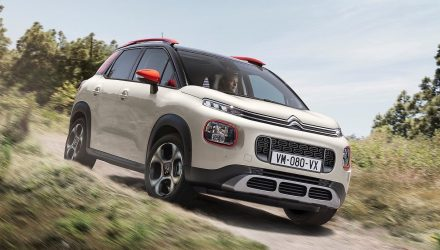 Citroen C3 Aircross unveiled, replaces C3 Picasso
