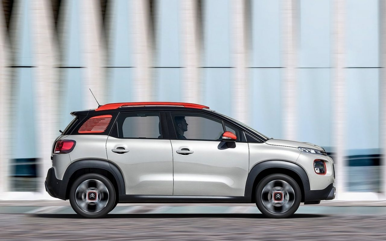 citroen c3 aircross unveiled replaces c3 picasso. Black Bedroom Furniture Sets. Home Design Ideas