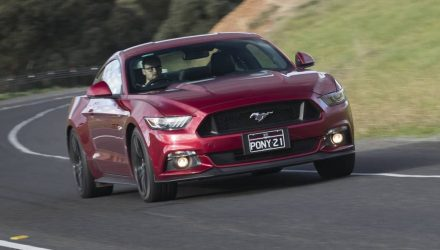 Ford Mustang Performance Pack announced in Australia