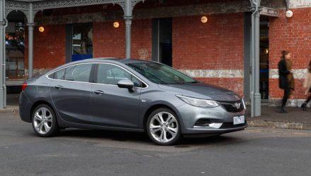 2017 Holden Astra Sedan on sale in Australia from $21,990