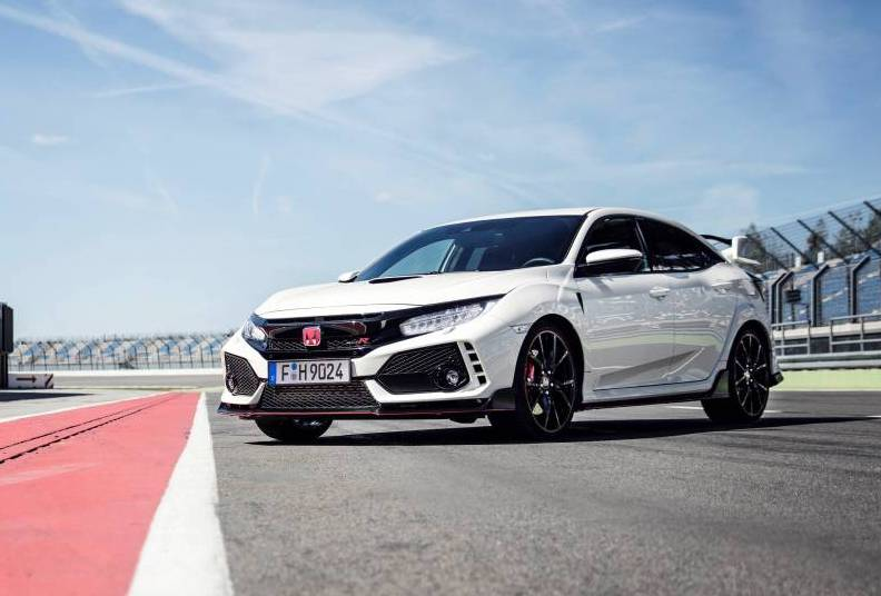 hardcore honda civic type r coming potentially with awd report performancedrive. Black Bedroom Furniture Sets. Home Design Ideas