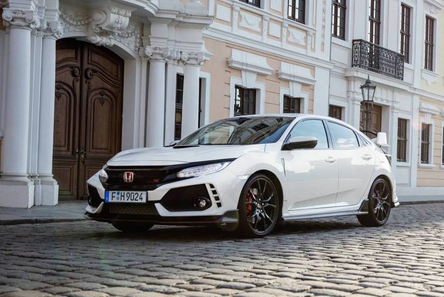 Some More Specs And Performance Figures Of The New Honda Civic Type R Have Been Confirmed For Europe Giving Us Indication Australian