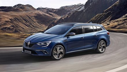 2017 Renault Megane wagon & sedan now on sale in Australia