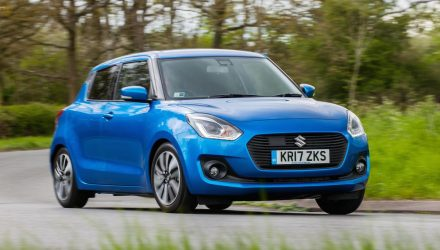 New Suzuki Swift Sport to reset benchmarks, lightness a key
