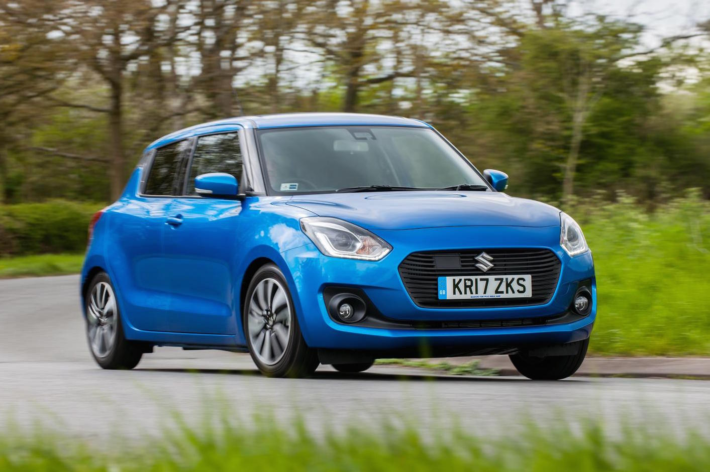 new suzuki swift sport to reset benchmarks lightness a key performancedrive. Black Bedroom Furniture Sets. Home Design Ideas