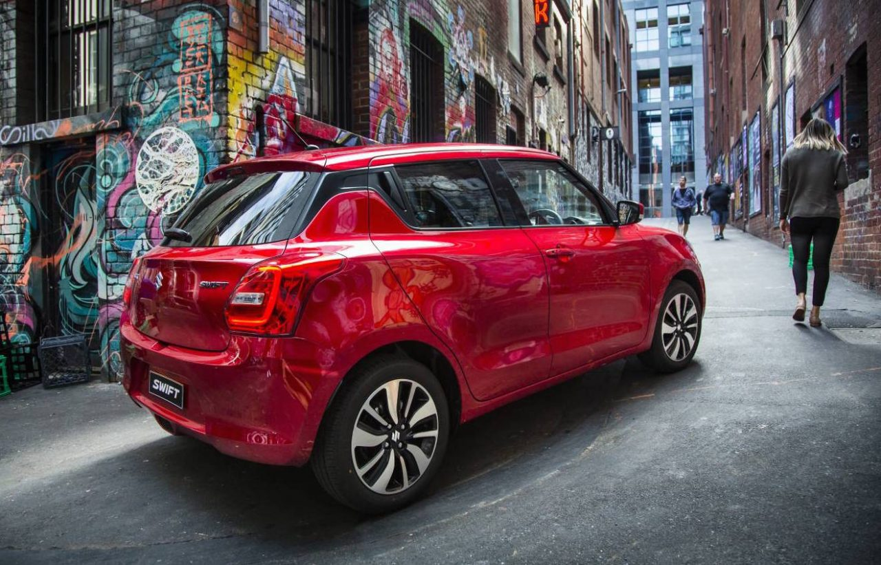 Performance Cars For Sale >> 2017 Suzuki Swift now on sale in Australia, with GLX turbo | PerformanceDrive