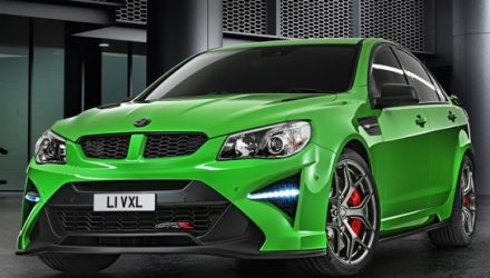 UK says goodbye to HSV with Vauxhall VXR8 GTS-R