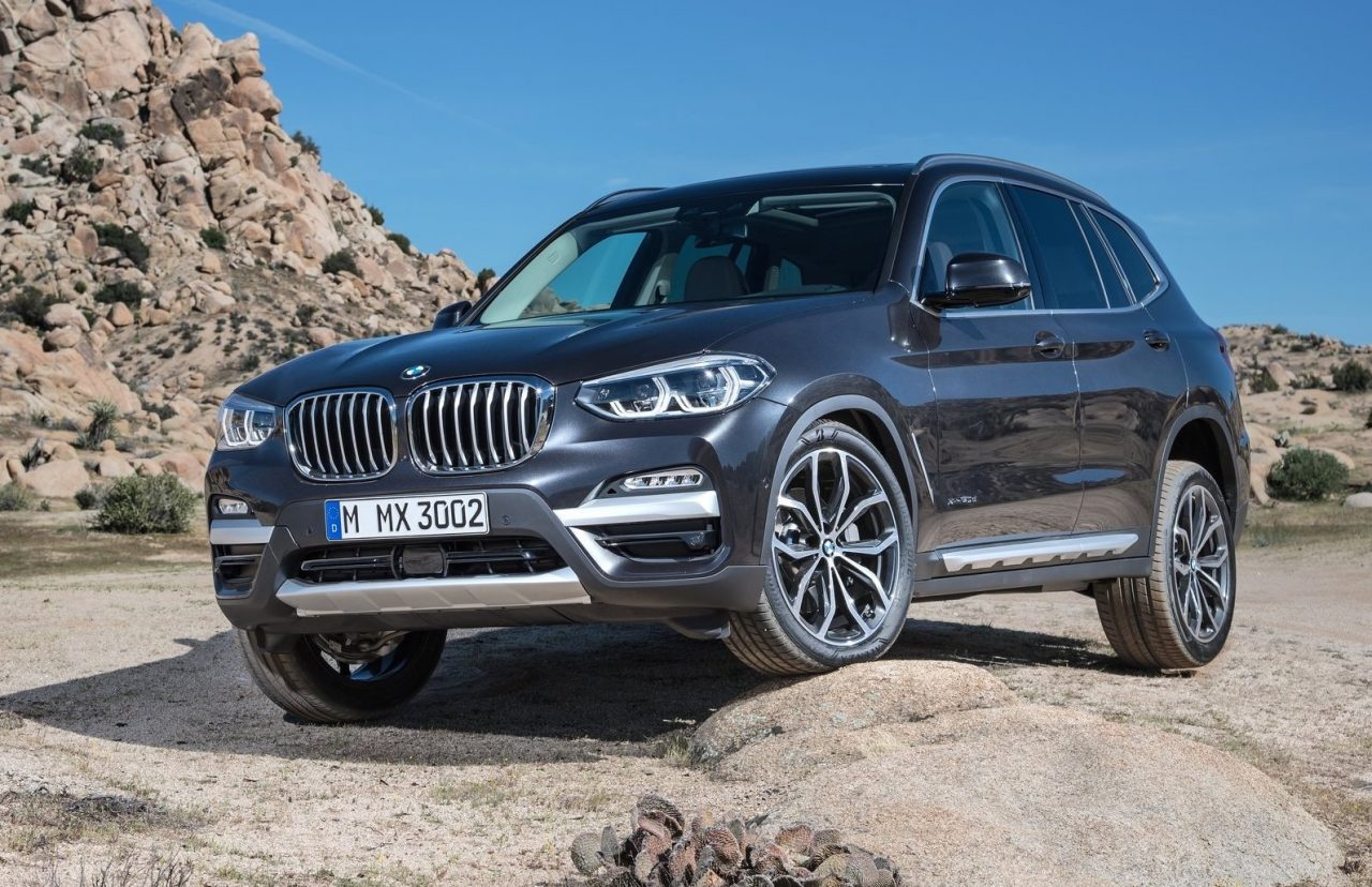 2018 Bmw X3 Officially Revealed M40i Confirmed Performancedrive
