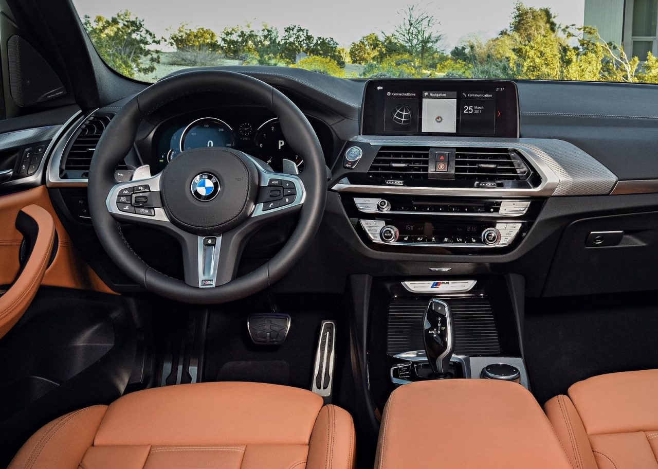 2018 bmw x3 officially revealed m40i confirmed for Bmw serie 3 2018 interior