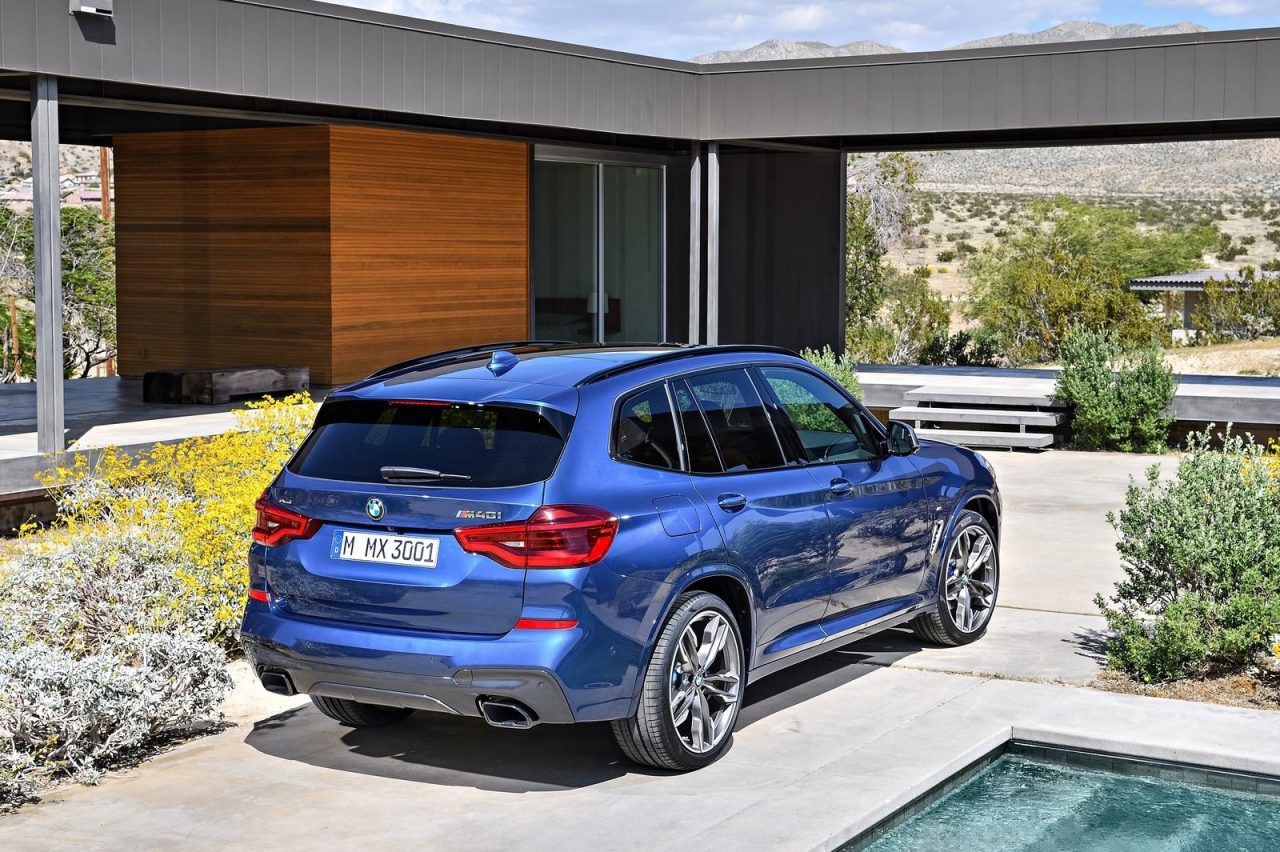 2018 bmw x3 officially revealed m40i confirmed for Interieur forum