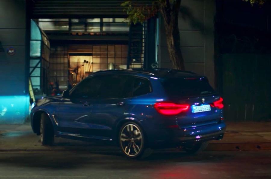 2018 BMW X3 leaks online, exterior & interior revealed ...