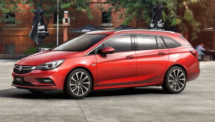 Holden Astra Sportwagon confirmed for Australia, arrives late 2017