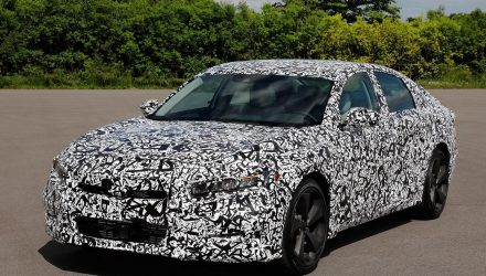 2018 Honda Accord 1.5L & 2.0L turbo engines confirmed